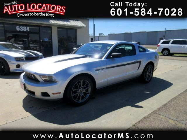 2012 Ford Mustang V6 Coupe Premium