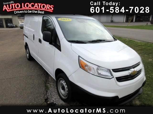 2015 Chevrolet City Express 1LT
