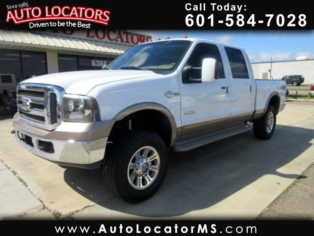 2006 Ford F-250 SD King Ranch FX4 Crew Cab 4x4