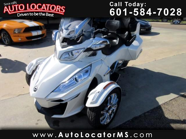 2014 Can-Am Spyder Limited