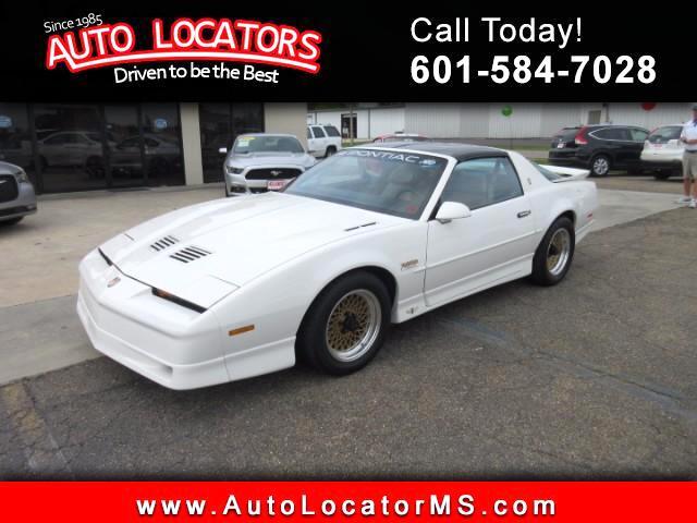 1989 Pontiac Trans Am GTA Coupe/20th Anniversary