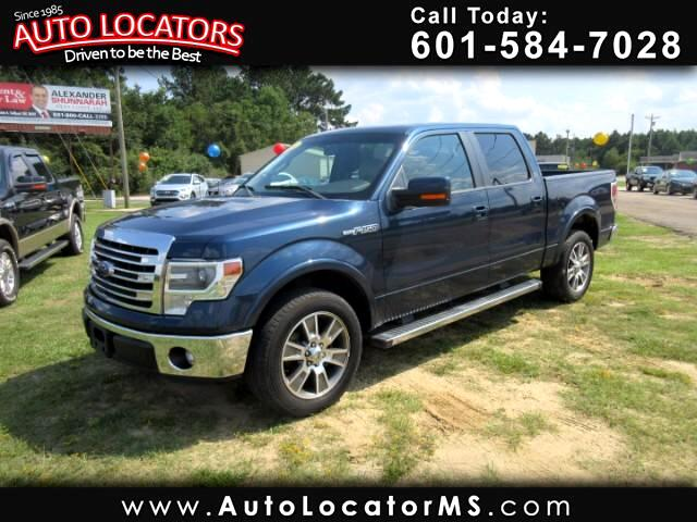 2014 Ford F-150 Lariat SuperCrew 5.5-ft. Bed 2WD