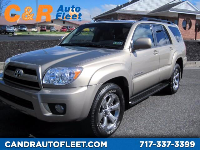 2008 Toyota 4Runner Limited 4WD V6