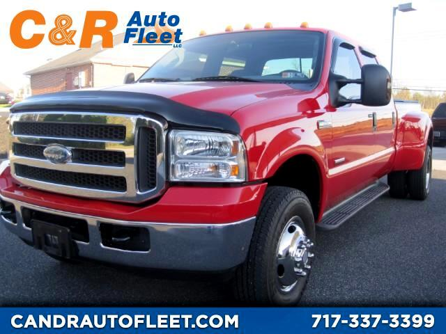 2005 Ford F-350 SD XLT Crew Cab Long Bed 4WD DRW