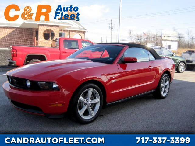 2010 Ford Mustang 2dr Conv GT Premium