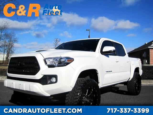 2016 Toyota Tacoma 4WD Double Cab V6 AT (Natl)