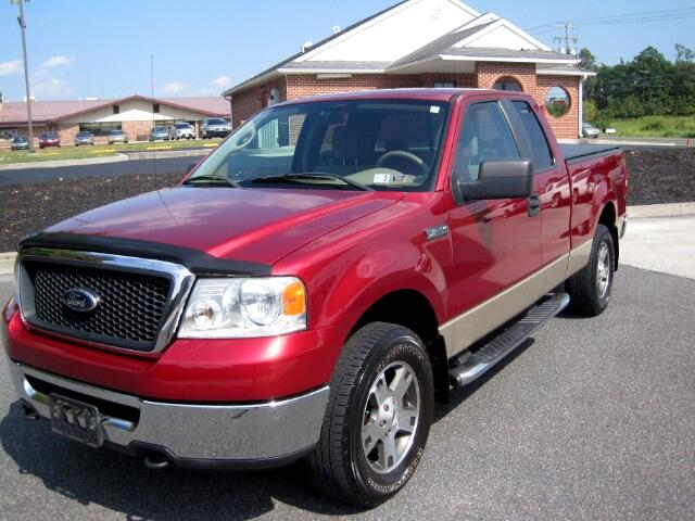 used 2007 ford f 150 xlt supercab short bed 4wd for sale in gettysburg pa 17325 c r auto fleet. Black Bedroom Furniture Sets. Home Design Ideas