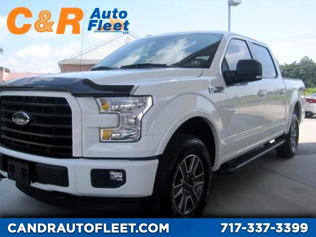2016 Ford F-150 XLT SuperCrew Short Box 4WD