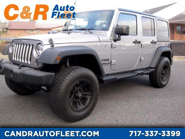 2014 Jeep Wrangler Unlimited Sport 4WD