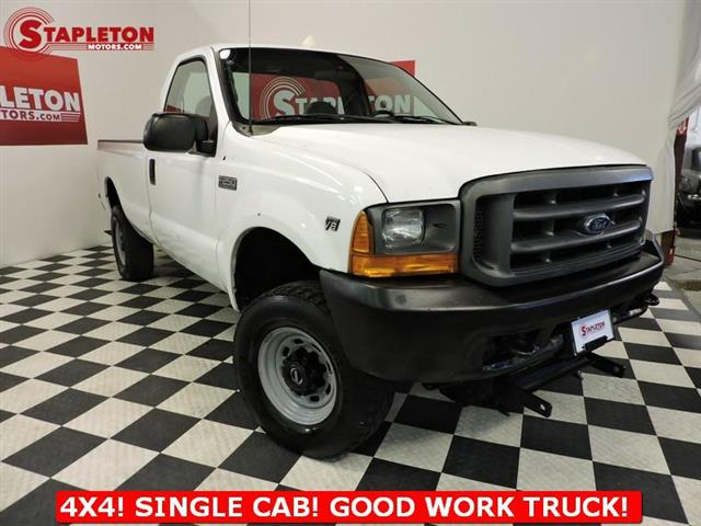 2001 Ford F-250 SD XL 4WD