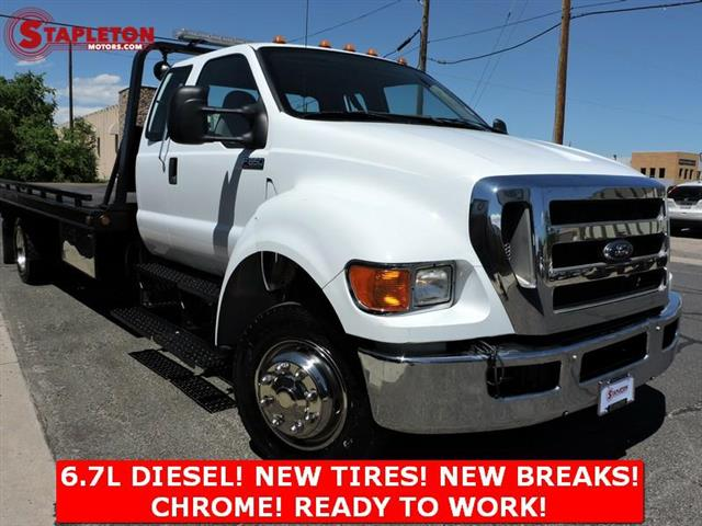 2010 Ford F-650 SuperCab 2WD DRW