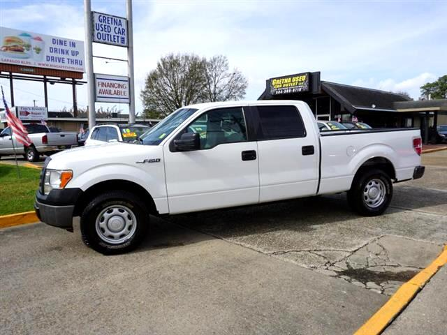 2011 Ford F-150 XL SuperCrew 6.5-ft. Bed 2WD