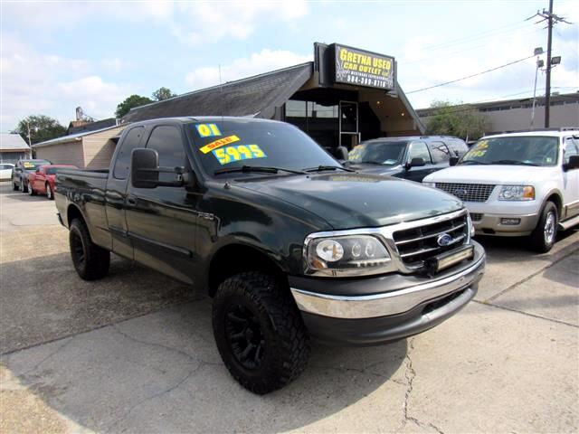 2001 Ford F-150 XL SuperCab Long Bed 2WD