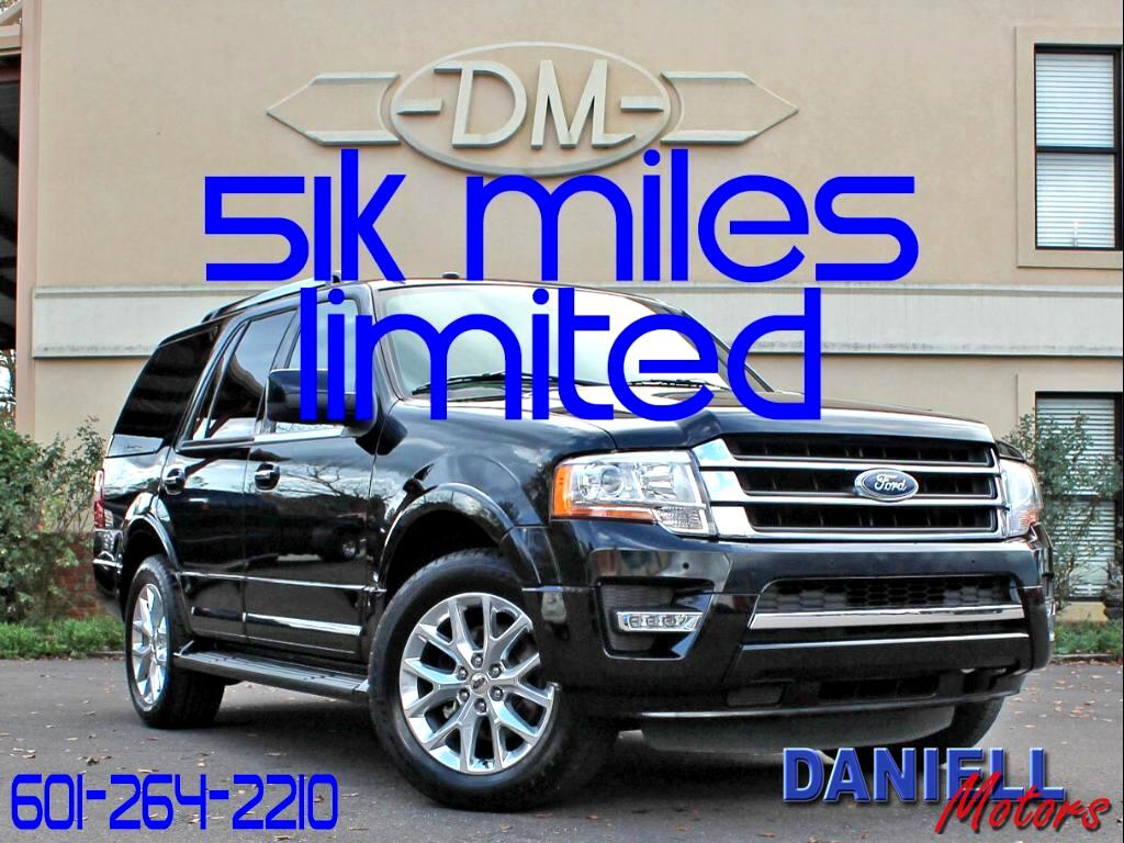 2017 Ford Expedition Limited 2WD