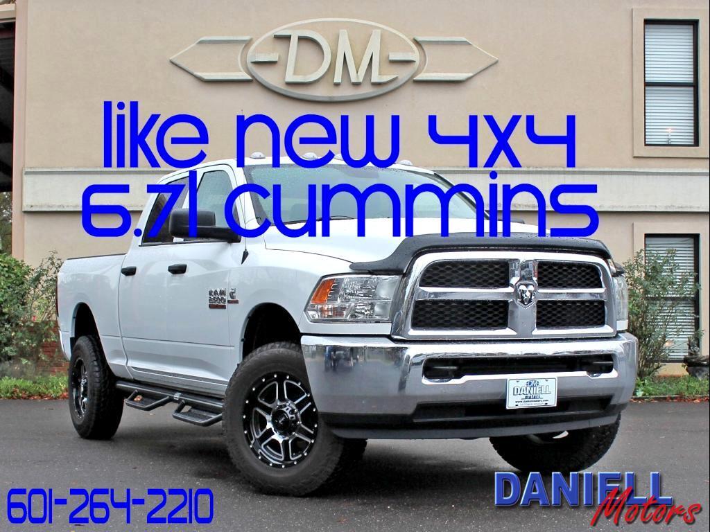 2016 RAM 2500 Tradesman Crew Cab SWB 4WD
