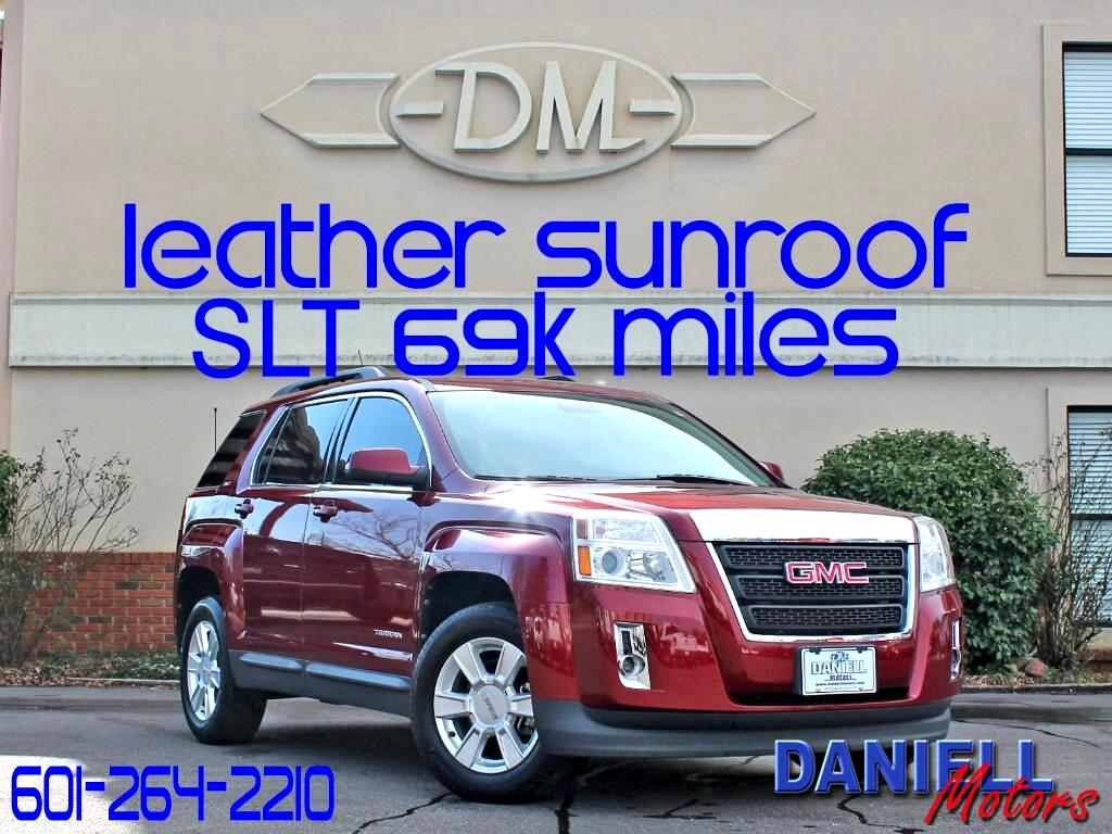2012 GMC Terrain SLT1 FWD
