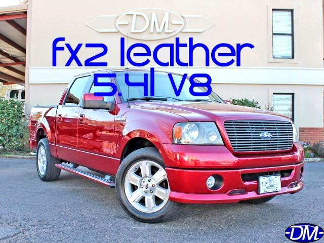 Used 2007 Ford F 150 Fx2 For Sale In Hattiesburg Ms 39402 Daniell Motors