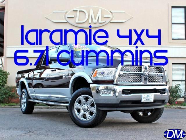 2014 RAM 2500 Laramie Mega Cab 4WD