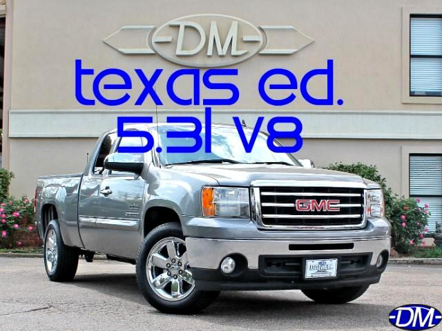 2013 GMC Sierra 1500 SLE Ext. Cab 2WD