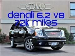 2012 GMC Yukon Denali