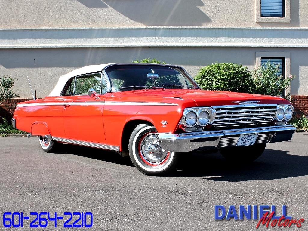 1962 Chevrolet Impala SS Convertable