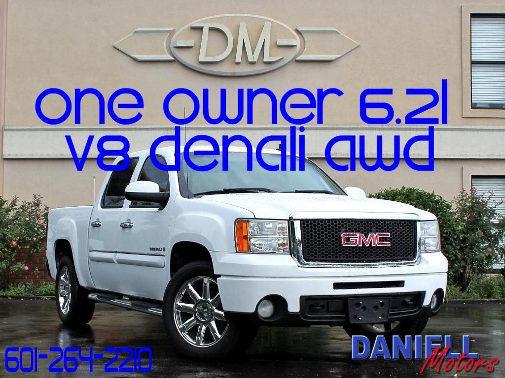 2009 GMC Sierra 1500 Denali Crew Cab 4WD