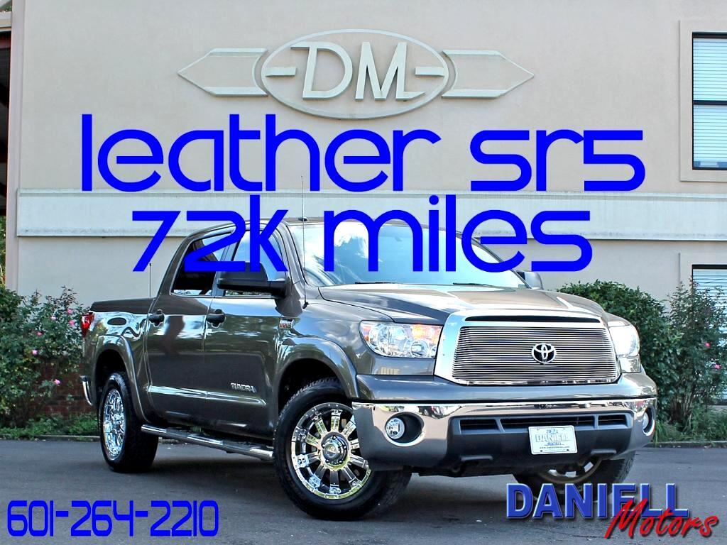 2012 Toyota Tundra SR5 CrewMax 5.7L 2WD