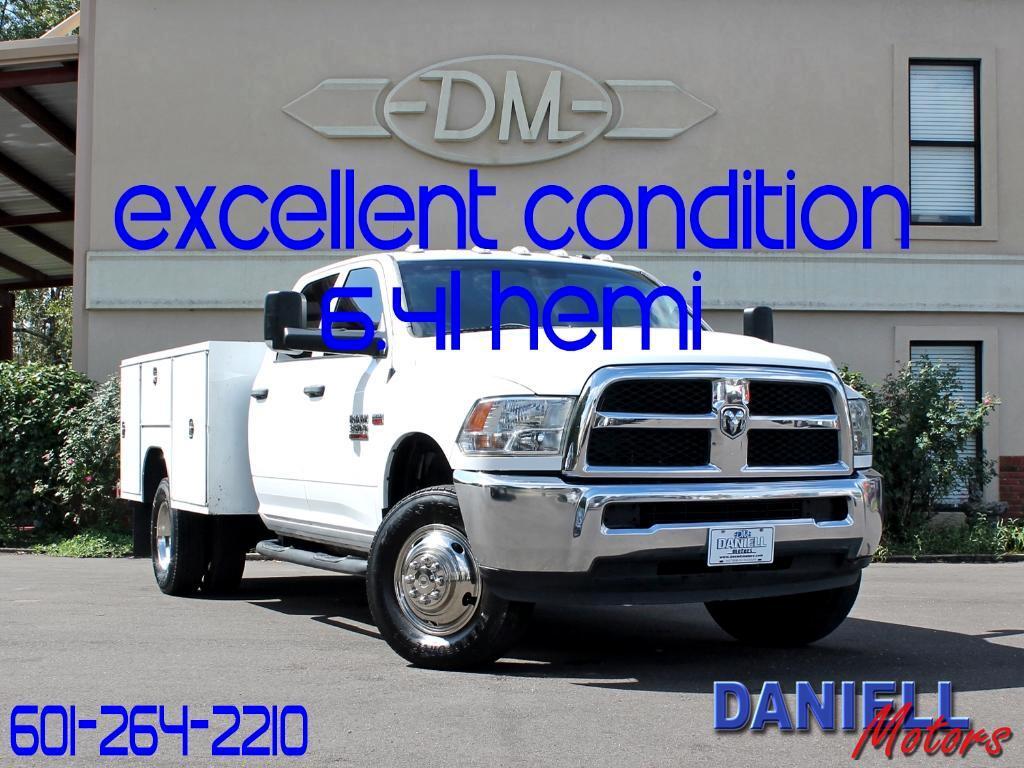 2015 RAM 3500 Crew Cab 2WD DRW