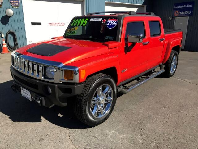 2009 HUMMER H3T Marble Edition