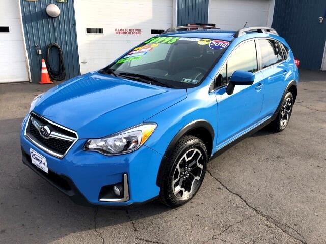 2016 Subaru Crosstrek 2.0i Premium PZEV 5M
