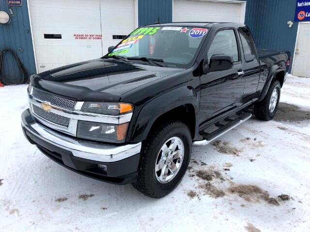 2011 Chevrolet Colorado Z71 Ext. Cab 4WD