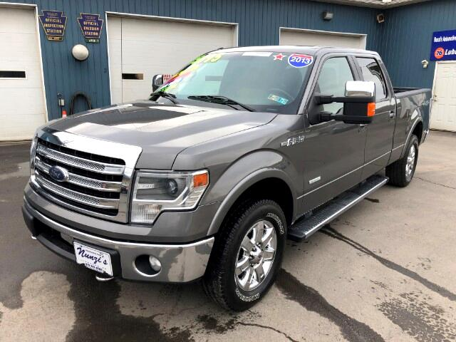 2013 Ford F-150 Lariat 4WD SuperCrew 6.5' Box