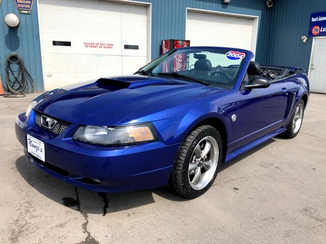 2004 Ford Mustang GT Premium Convertible