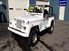 1992 Jeep Renegade