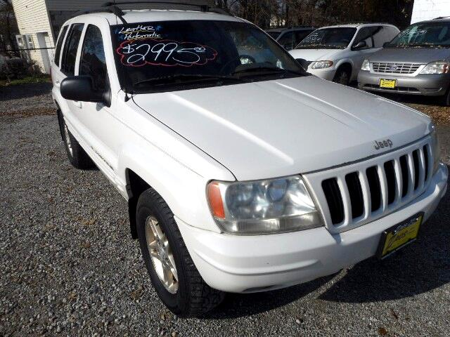 1999 Jeep Grand Cherokee Limited 2WD