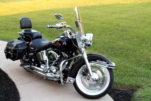 2001 Harley-Davidson FLSTC