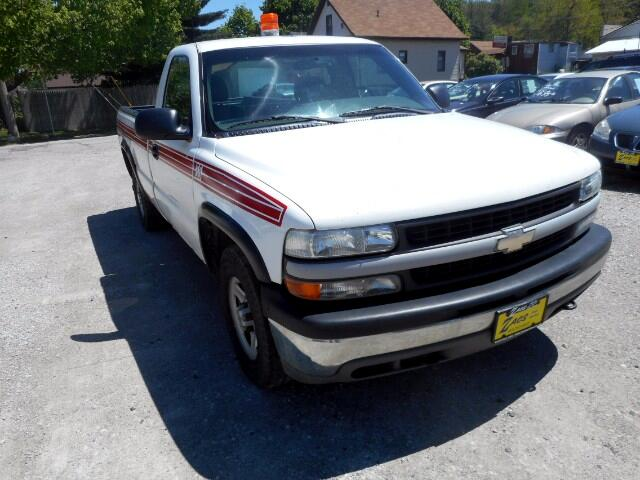 2002 Chevrolet Silverado 1500 Long Bed 4WD
