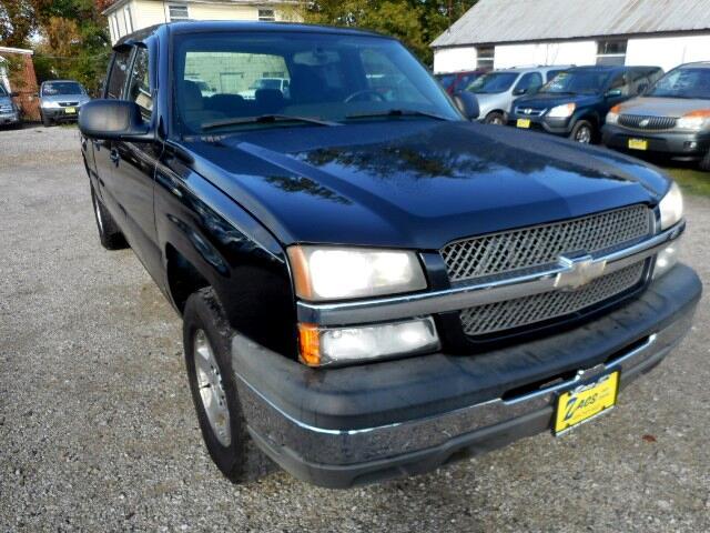 2004 Chevrolet Silverado 1500 LT Crew Cab 4WD