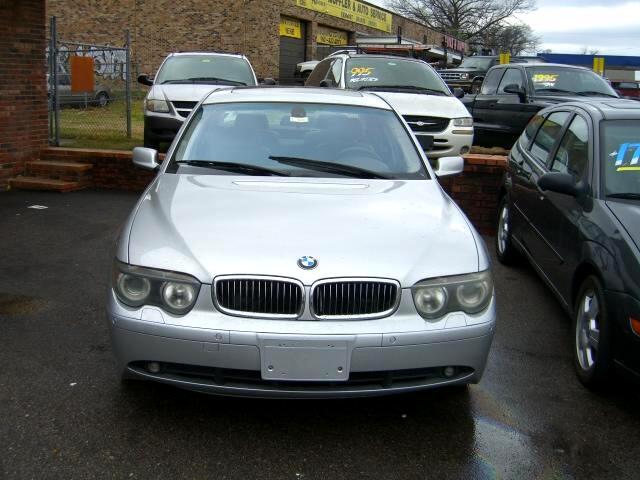 2002 BMW 7-Series 745i