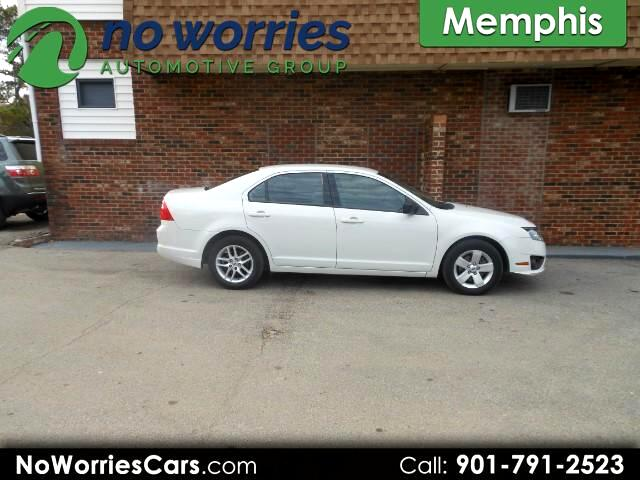 2011 Ford Fusion I4 S