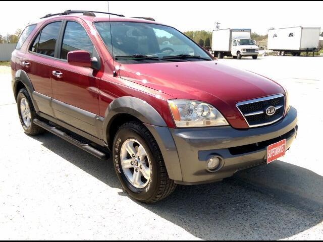 2004 Kia Sorento LX 4WD