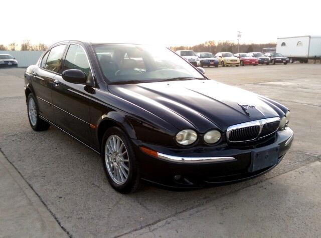 2002 Jaguar X-Type 3.0 AWD