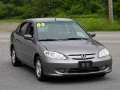 2005 Honda Civic Hybrid