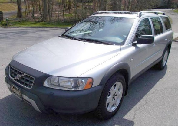used 2006 volvo xc70 cross country for sale in hampton. Black Bedroom Furniture Sets. Home Design Ideas