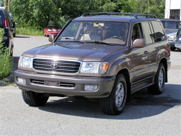 1999 Toyota Land Cruiser