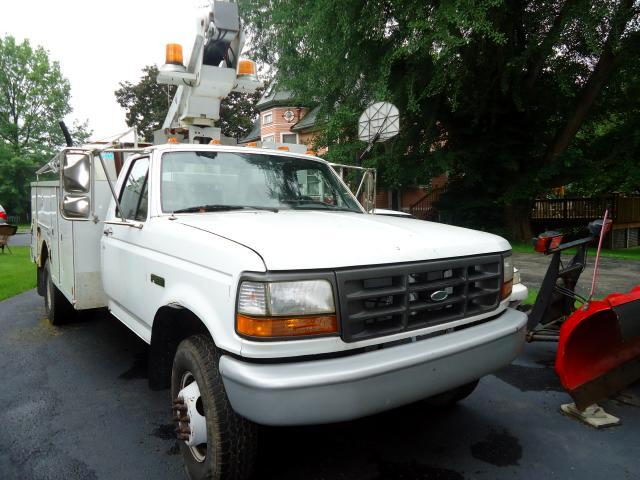 1994 Ford F-450 SD Regular Cab 2WD DRW