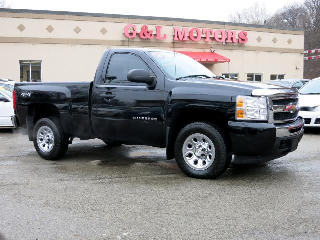 used 2011 chevrolet silverado 1500 for sale in pittsburgh new kensington pa 15068 g l motors inc. Black Bedroom Furniture Sets. Home Design Ideas