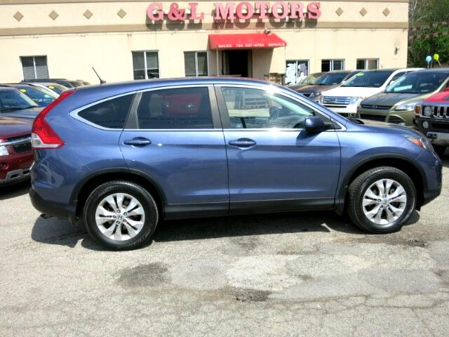 2012 Honda CR-V EX 4WD AT