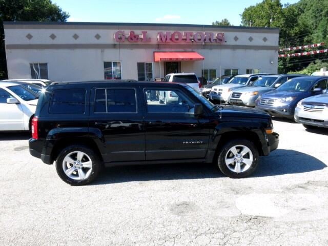 Used 2013 Jeep Patriot Sport 4wd For Sale In Pittsburgh
