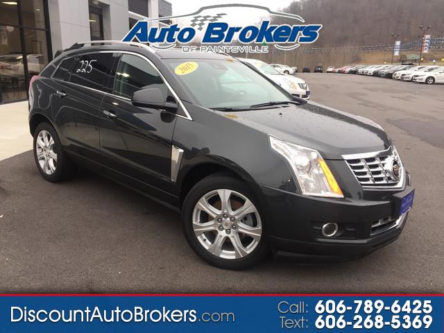 2015 Cadillac SRX Performance Collection FWD